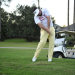 Jacksonville Lawyer Playing Golf
